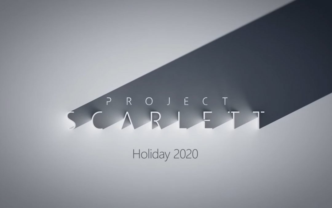 Xbox Scarlett: rivelate le possibili specifiche tecniche di Anaconda e Lockhart