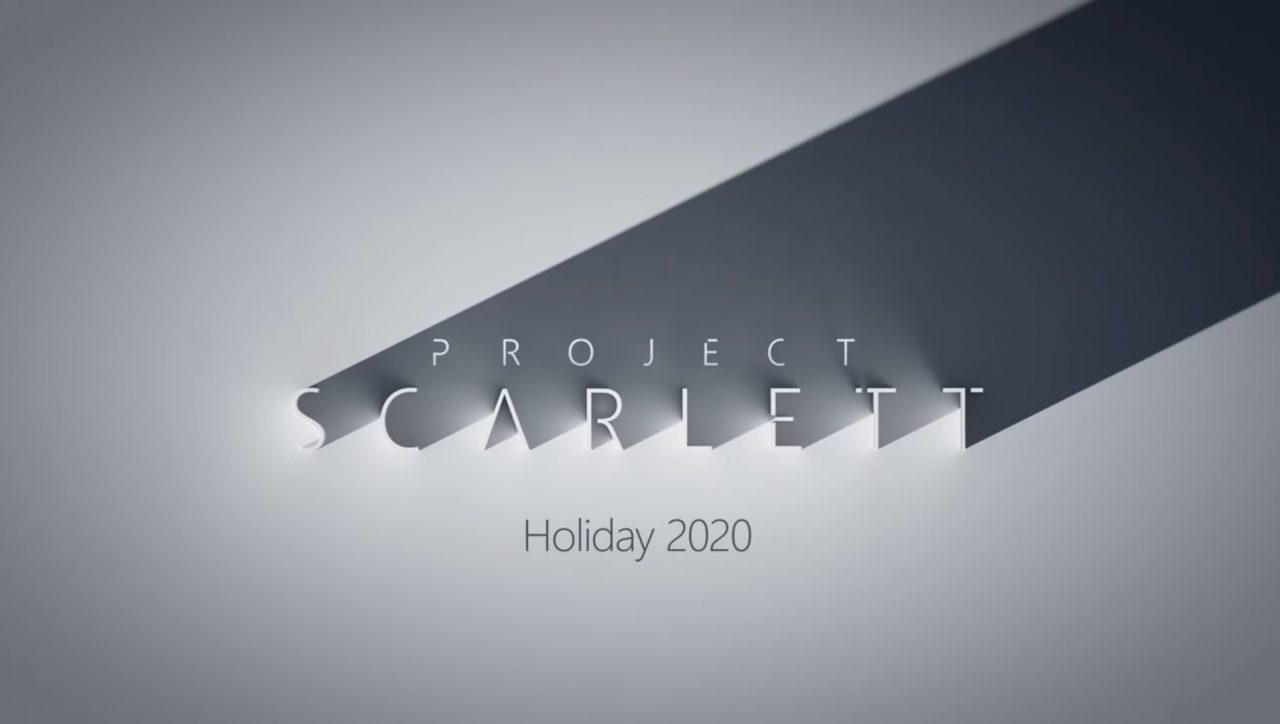 Xbox Scarlett: periodo di uscita e dettagli tecnici annunciati