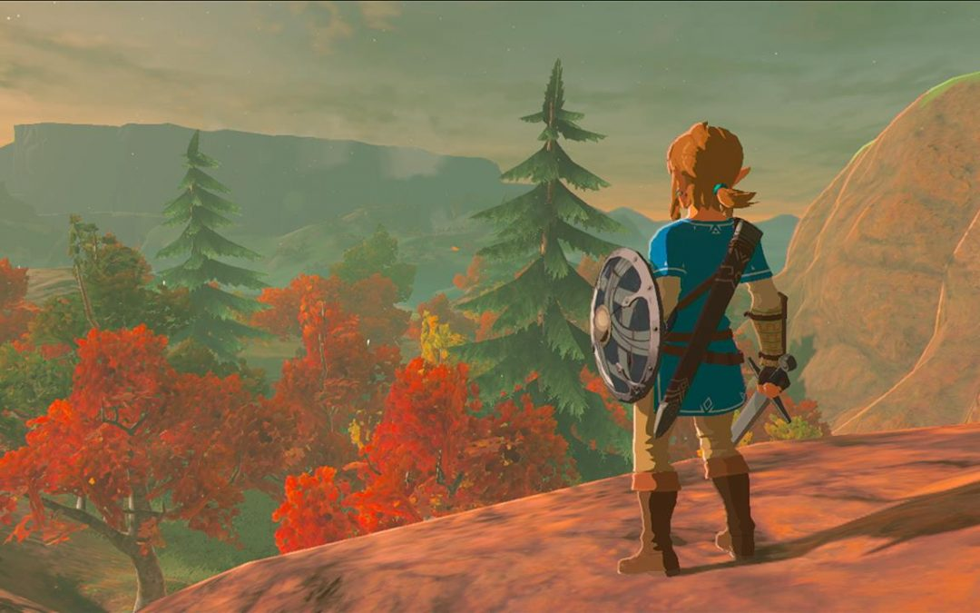 The Legend of Zelda: Breath of the Wild: qualcuno lo ha completato senza correre e camminare