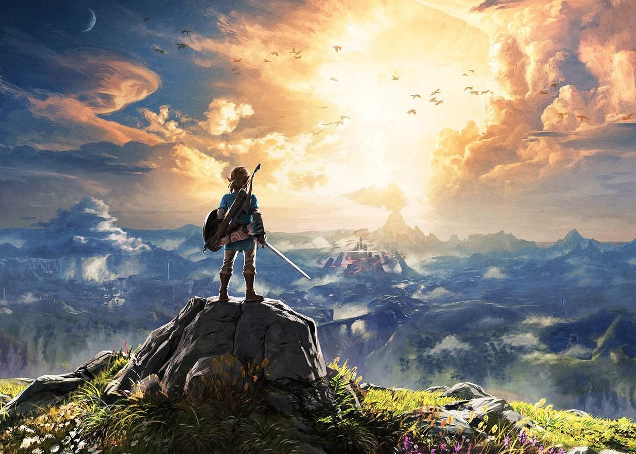 The Legend of Zelda: Breath of the Wild, un fan ha realizzato un intero arsenale con le armi del gioco