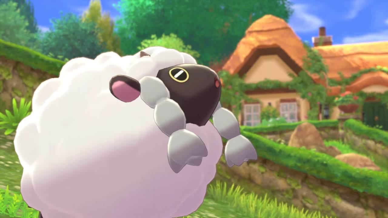 Wooloo Pokémon Spada e Scudo Immagine 1