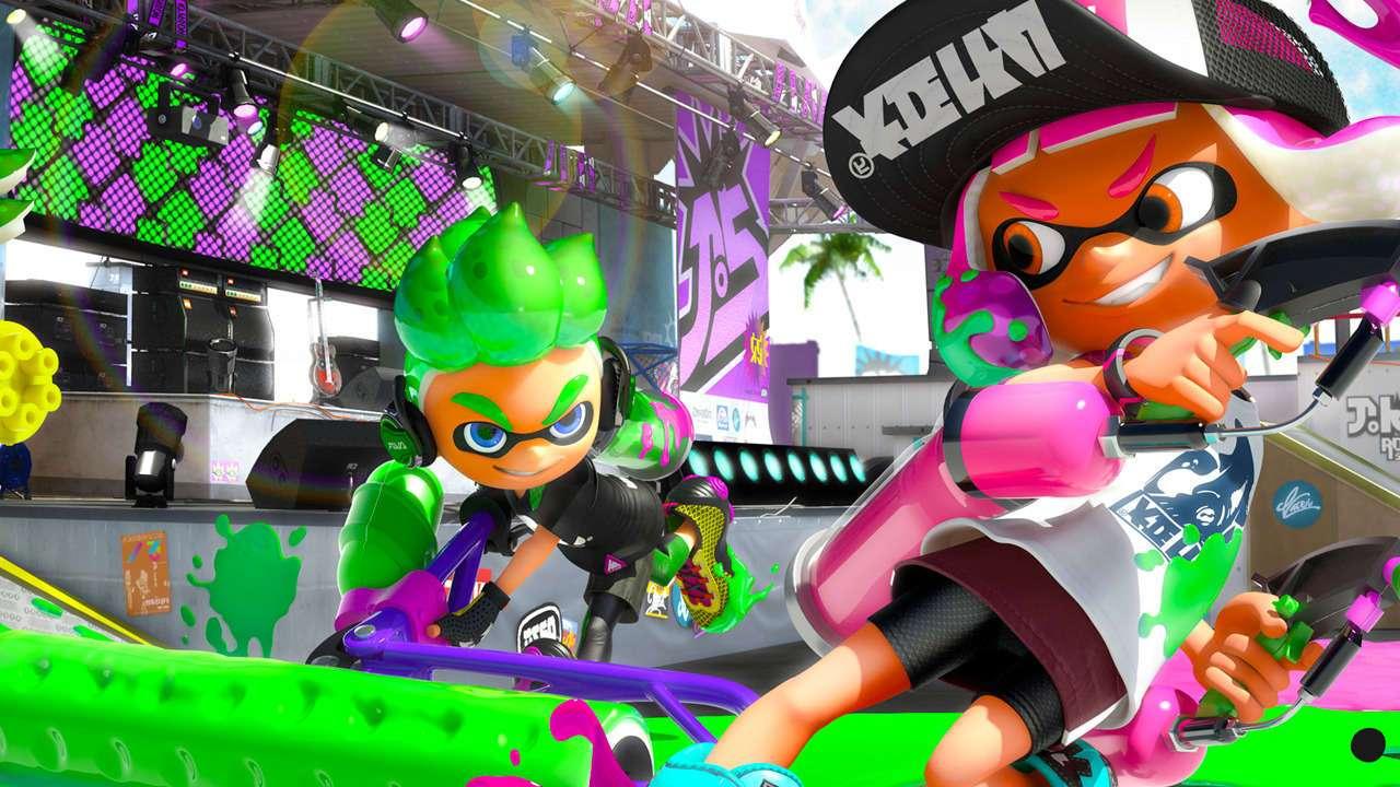 Splatoon 3 non è in sviluppo, conferma Nintendo