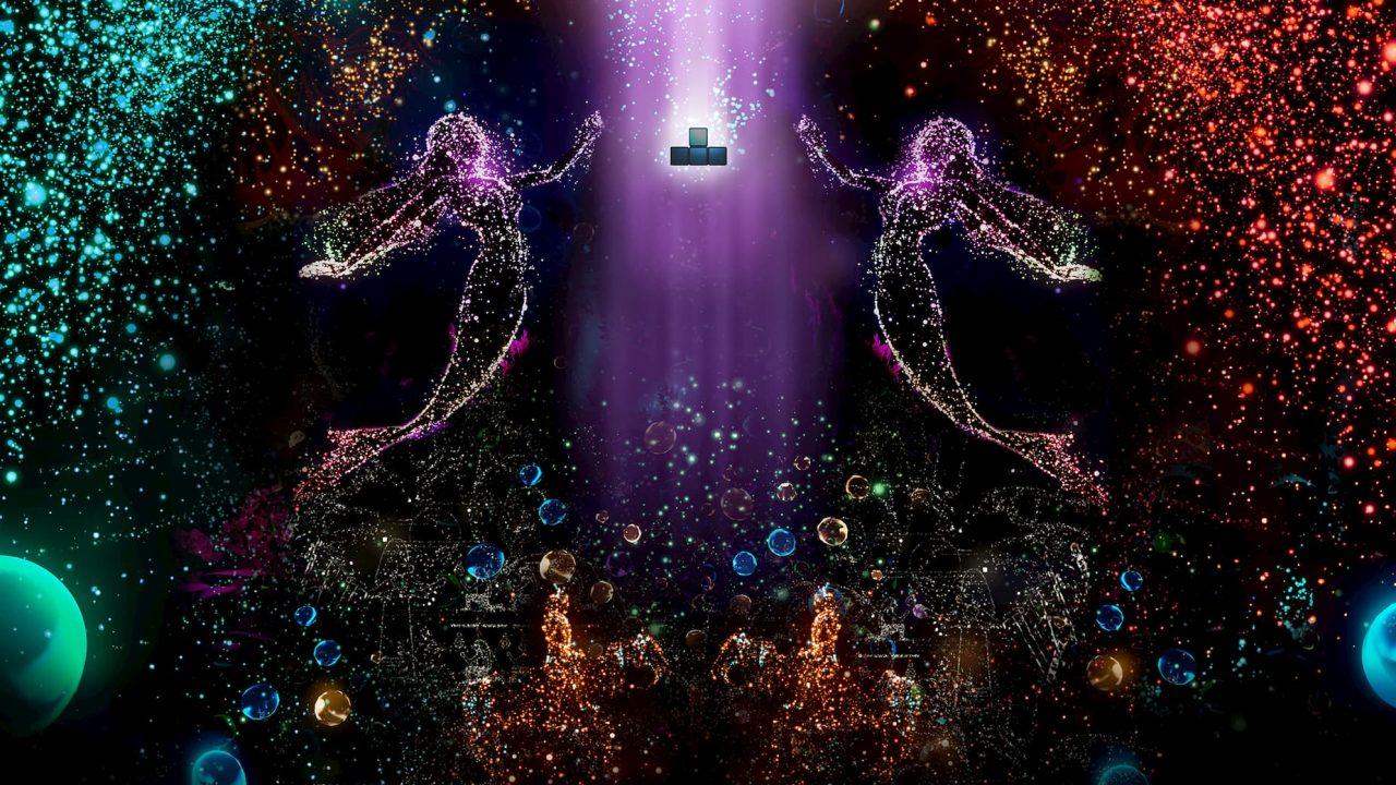 Tetris Effect: la versione VR, nonostante l'esclusiva Epic Games Store, richiede SteamVR