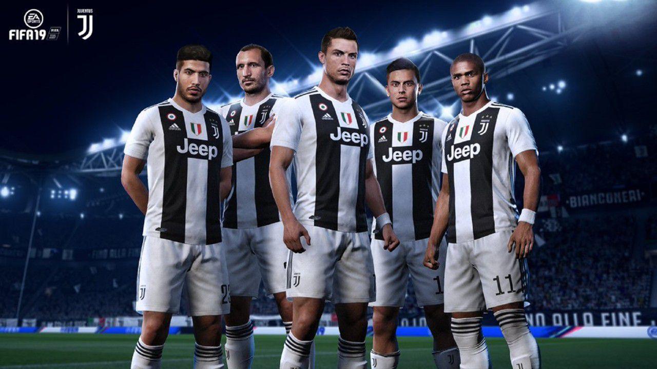 FIFA 20: deciso il nome della Juventus, si chiamerà Piemonte Calcio