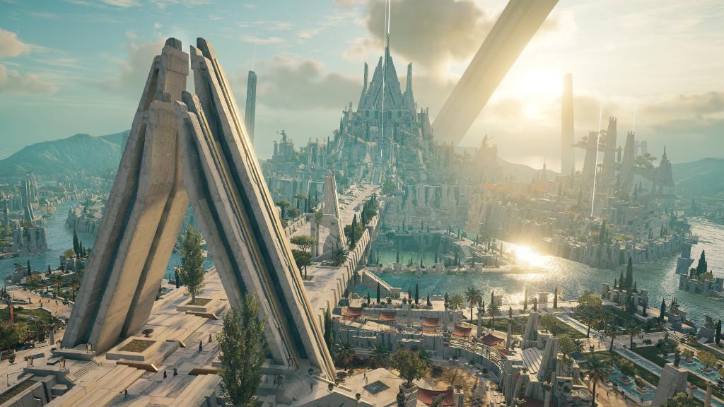 """Assassin's Creed Odyssey: anteprima del gameplay del DLC """"Il Giudizio di Atlantide"""""""