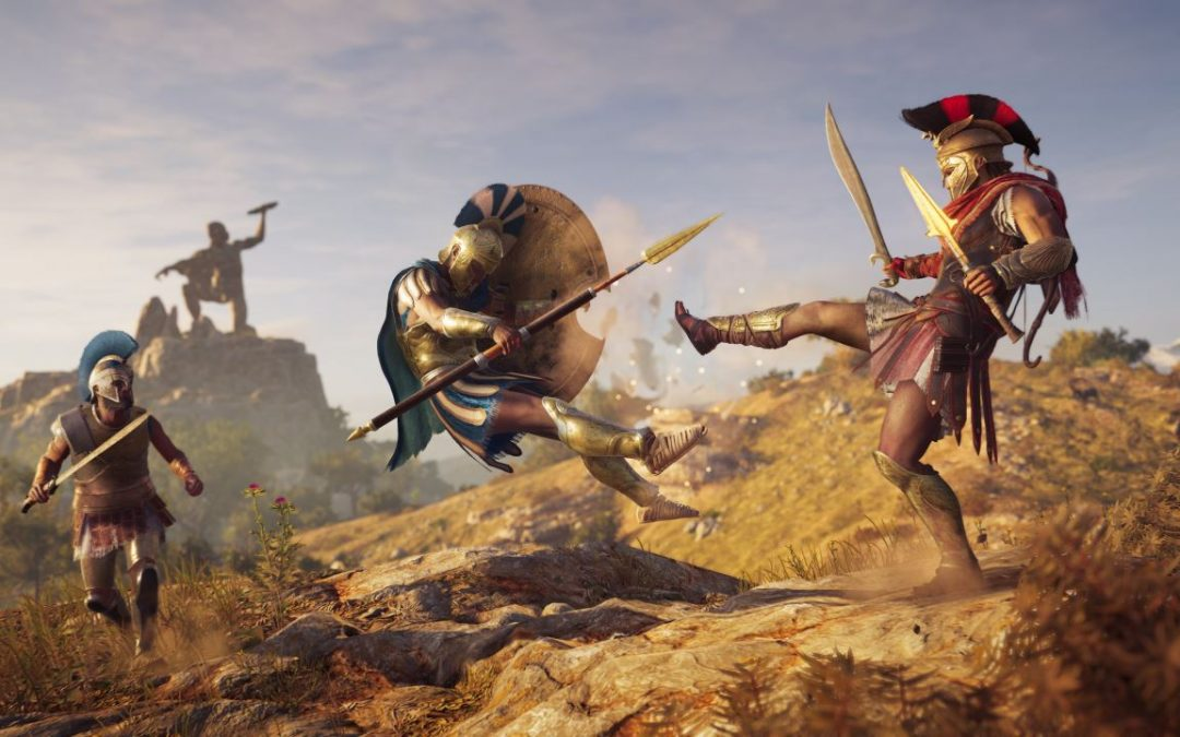 Assassin's Creed Odyssey: Ubisoft ha bannato alcune quest create dai giocatori