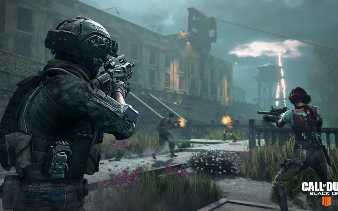 Call of Duty: Black Ops 4, split-screen temporaneamente disabilitato su Blackout