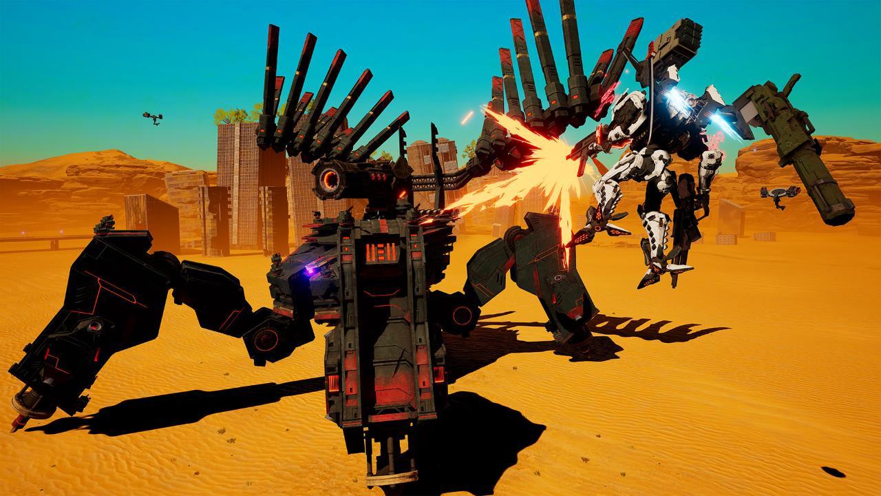 Daemon X Machina, un sequel sarebbe già in lavorazione