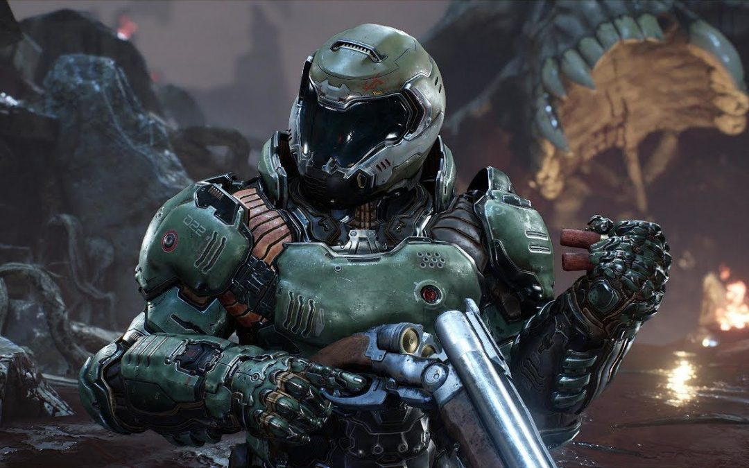 Doom Eternal è ora disponibile