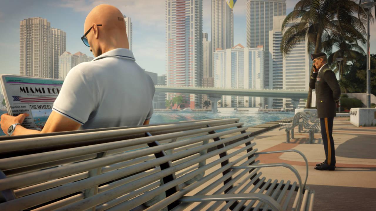 Hitman, il live service ha funzionato, ma potrebbe non essere il futuro di IO Interactive