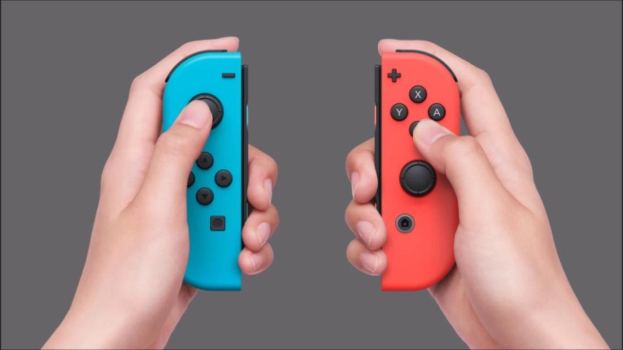"""Nintendo Switch, un nuovo brevetto sembra mostrare un Joy-Con standalone, si parla di """"nuovo design"""""""