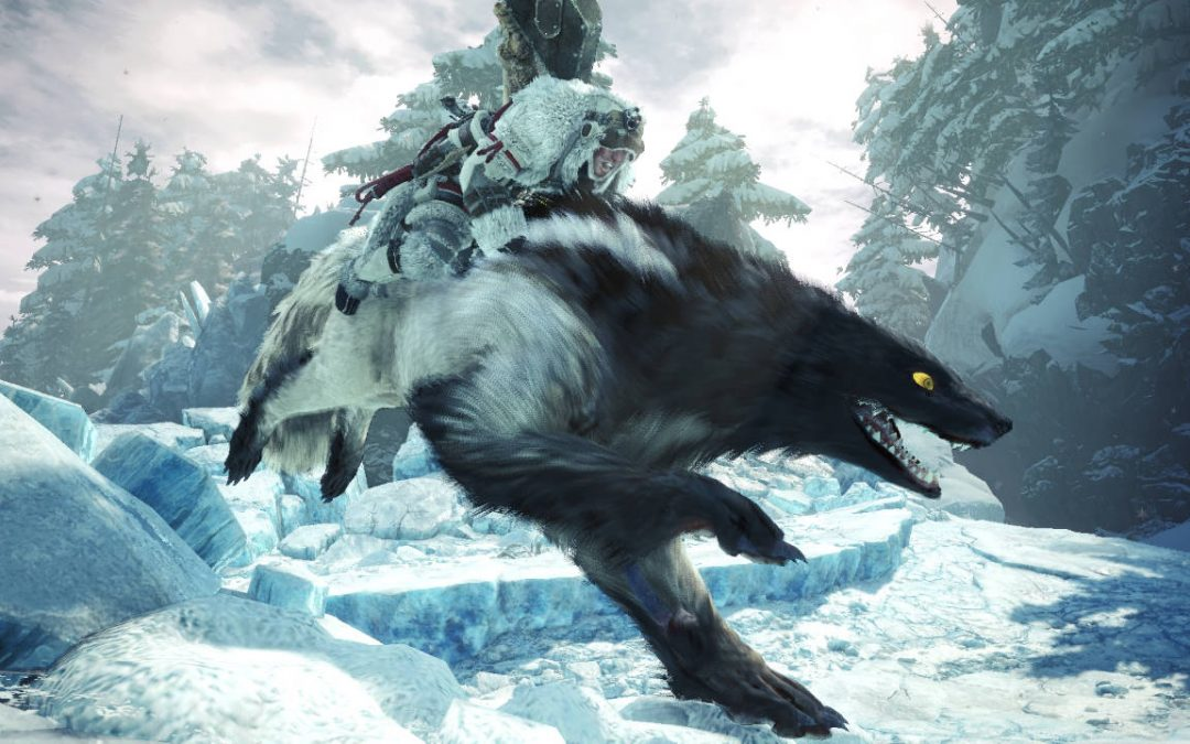 Monster Hunter World: Iceborne, Capcom annuncia la roadmap per il 2020
