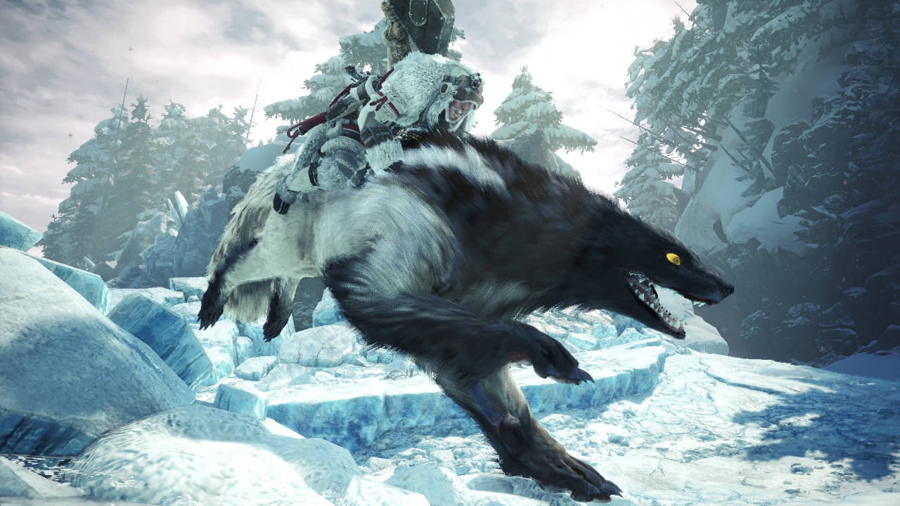 Monster Hunter World Iceborne, annunciata la data di arrivo del Title Update 3.5
