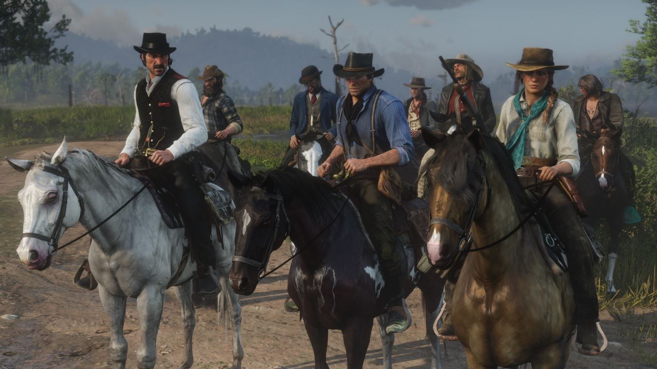Red Dead Redemption 2 PC: impostazioni grafiche scoperte nella companion app