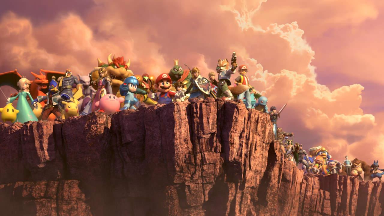 Super Smash Bros Ultimate, all'ex compositore di Halo non dispiacerebbe lavorare su della musica di un DLC
