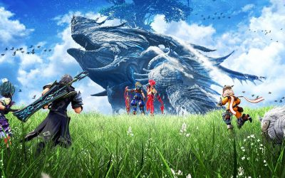 Xenoblade Chronicles 2 immagine 1