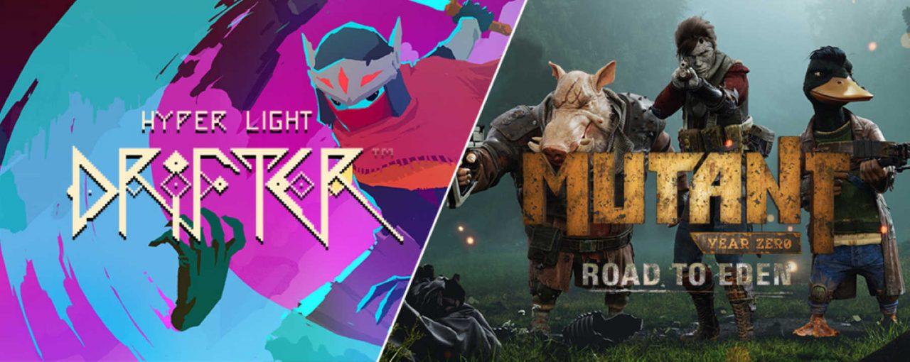 Mutant Year Zero e Hyper Light Drifter sono ora gratis su Epic Games Store