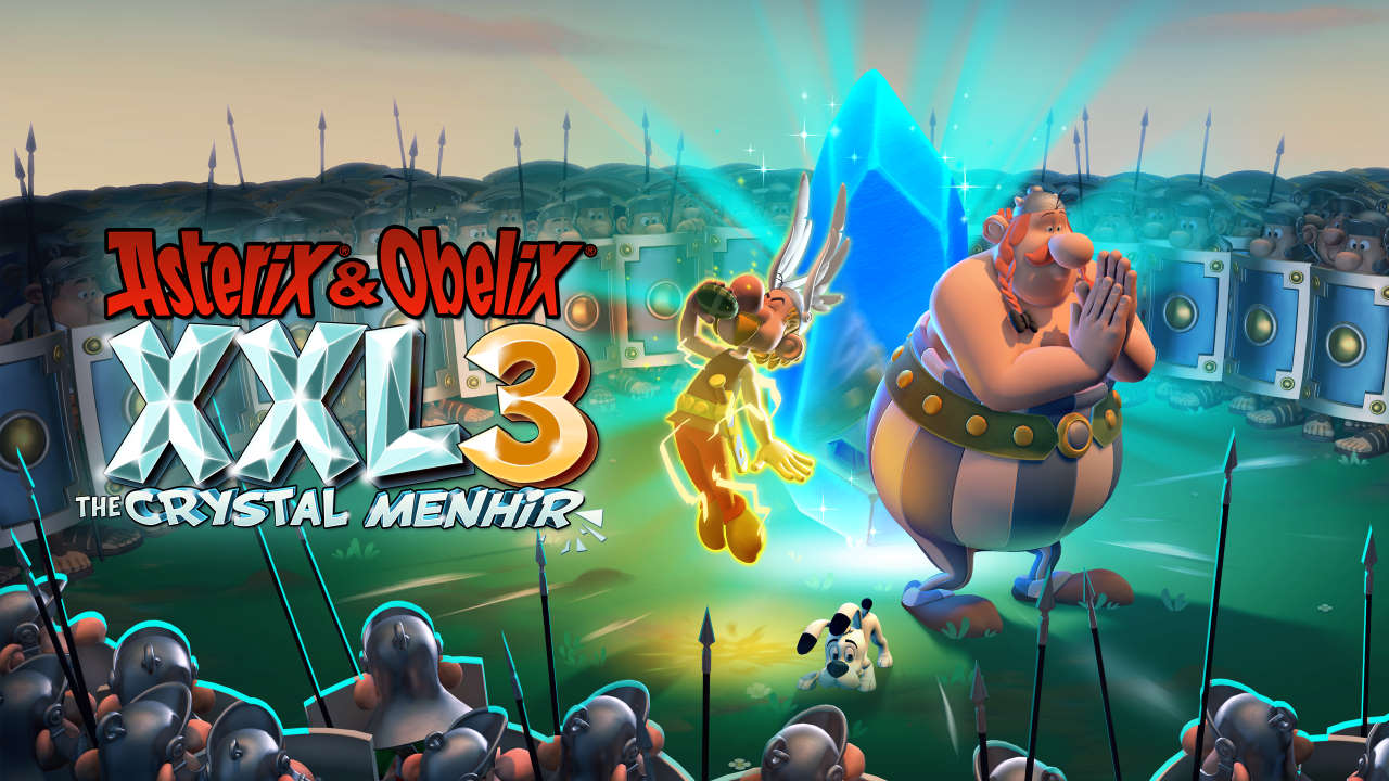 Asterix & Obelix XXL 3 The Crystal Manhir: rivelata la data di uscita