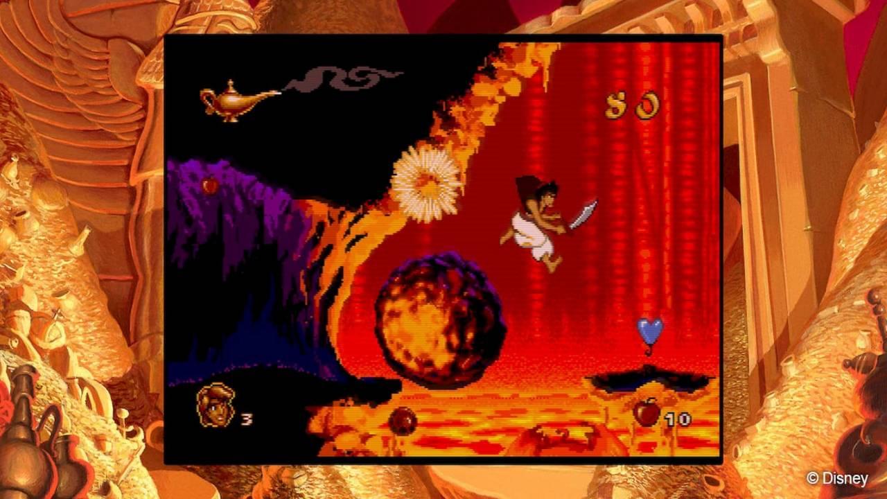 Disney Classic Games: Aladdin and the Lion King confermato ufficialmente