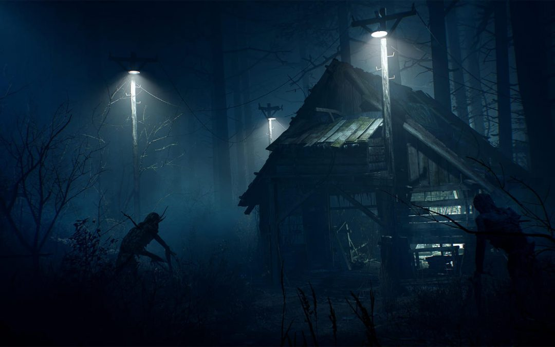 Result images for blair witch ps4 ""