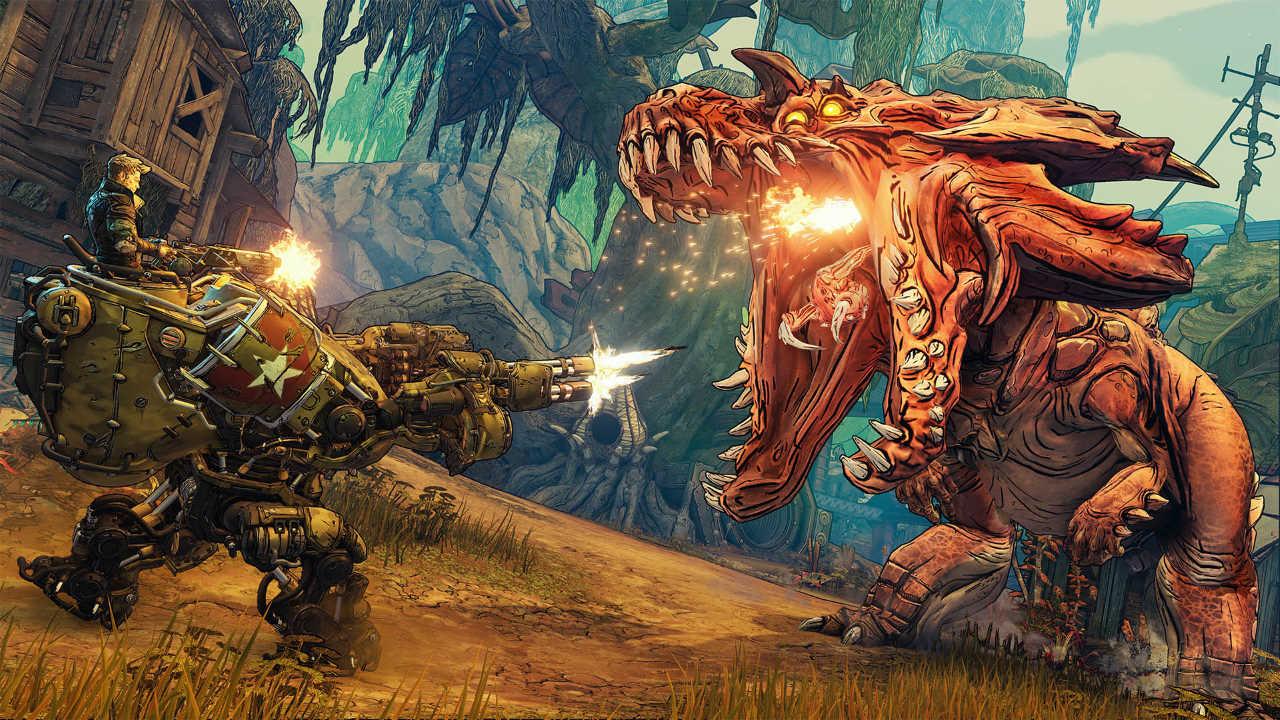 2K Games, un leak potrebbe aver svelato i piani dell'E3 2021 tra Borderlands e NBA 2K22