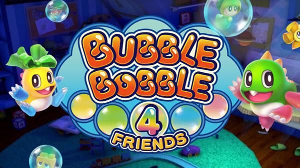 Bubble Bobble 4 Friends arriverà anche su PS4, finestra di lancio europea ancora sconosciuta