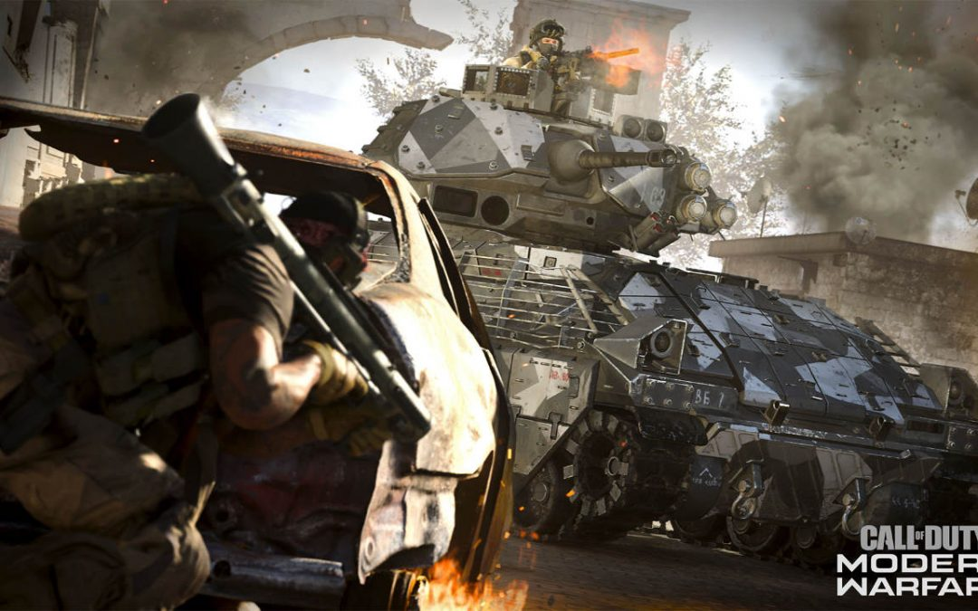 Call of Duty: Modern Warfare, un dataminer rivela mappa e dettagli sulla Battle Royale