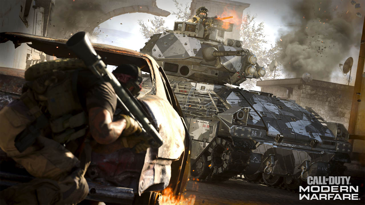 Call of Duty: Modern Warfare, trailer della modalità Spec Ops Survival esclusiva per PS4