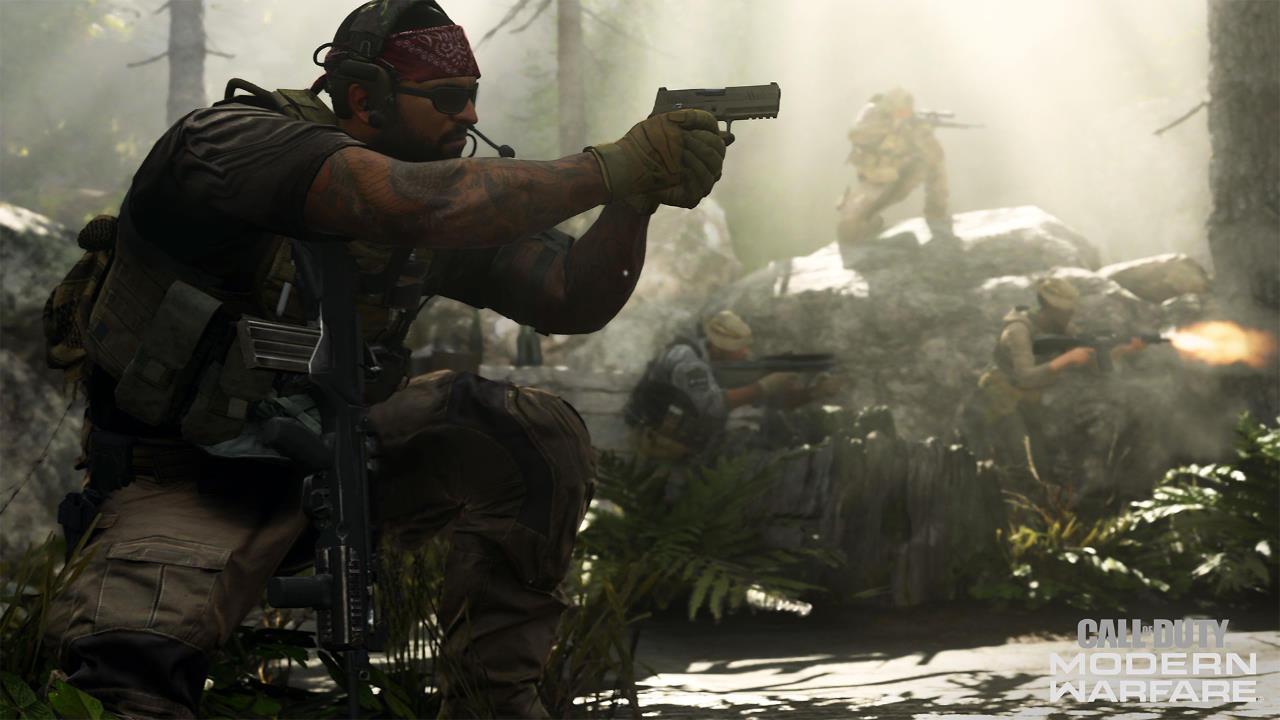 Call of Duty 2022 è il sequel di Modern Warfare del 2019, secondo alcuni report