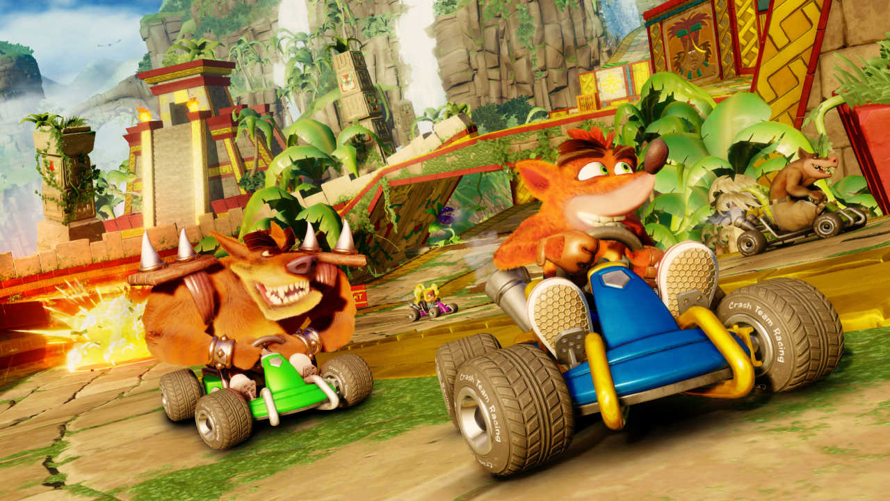 Crash Team Racing: Nitro-Fueled, stanno arrivando le microtransazioni