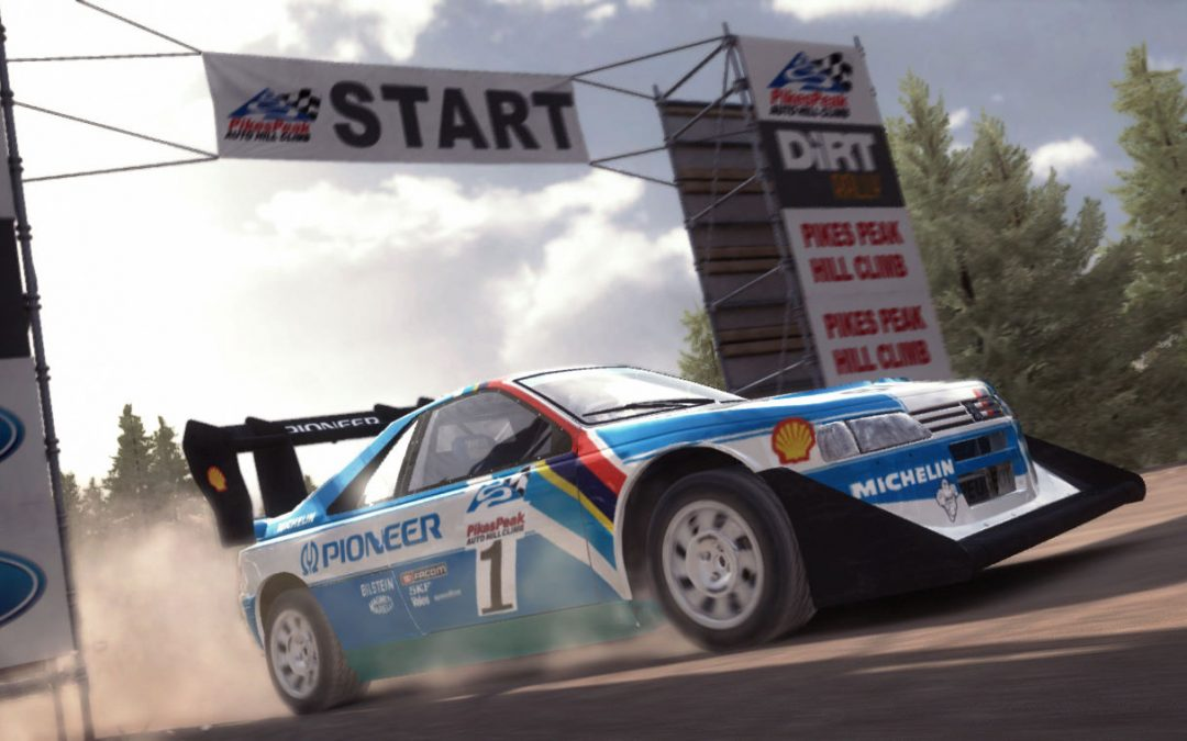Dirt Rally gratuito fino al 1 settembre su Humble Bundle
