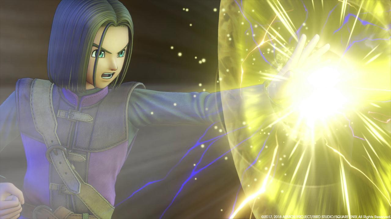 Dragon Quest 11 S Echi di un'Era Perduta Definitive Edition, niente più Denuvo su PC con la nuova patch