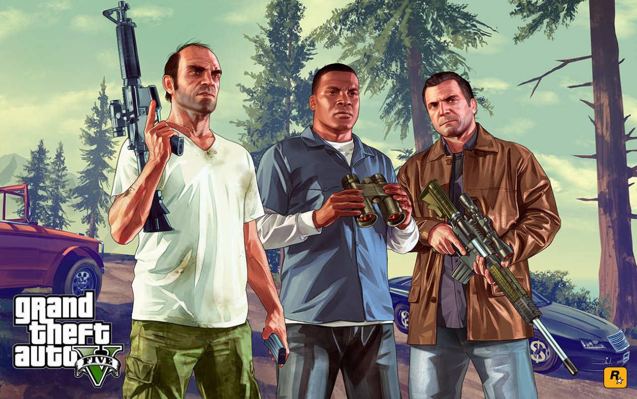 Grand Theft Auto 5 è disponibile da oggi su Xbox Game Pass per Xbox One