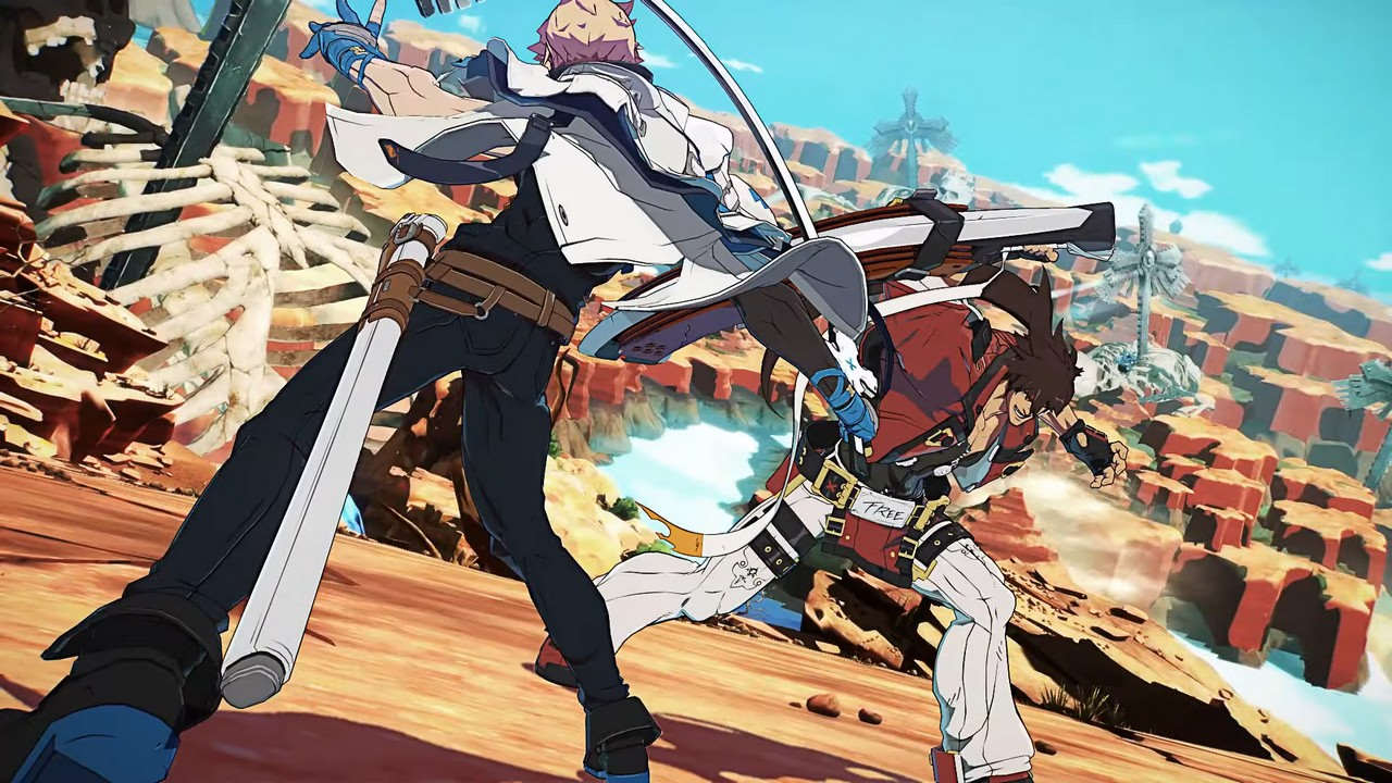 Guilty Gear Strive per PS4 rinviato all'inizio del 2021