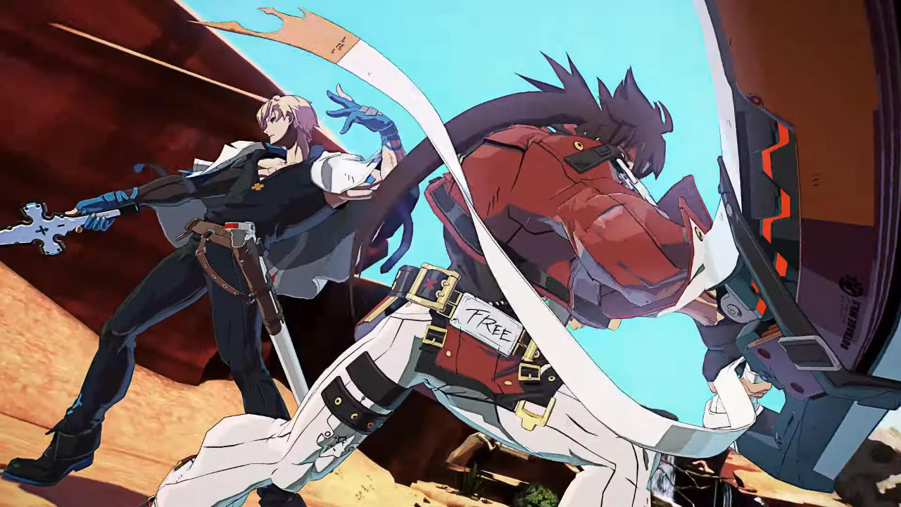 Guilty Gear Strive arriva in primavera 2021, uscirà anche su PS5 e PC; svelati Nagoriyuki e Leo Whitefang