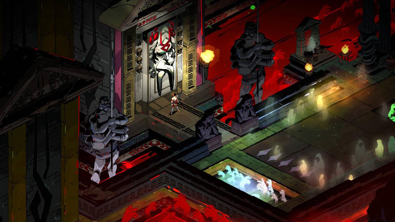 Hades, niente cross-save con la versione PC al lancio su Nintendo Switch per evitare un rinvio del gioco