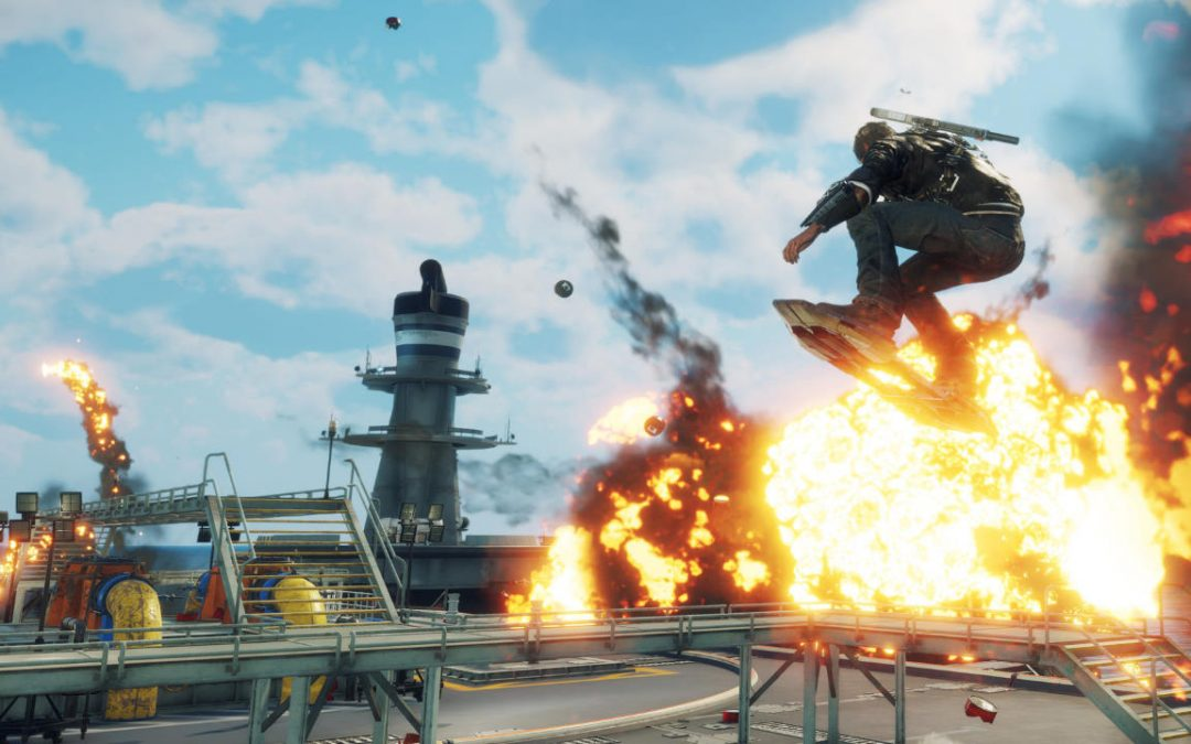 Just Cause 4 e Wheels of Aurelia sono i nuovi giochi gratis su Epic Games Store