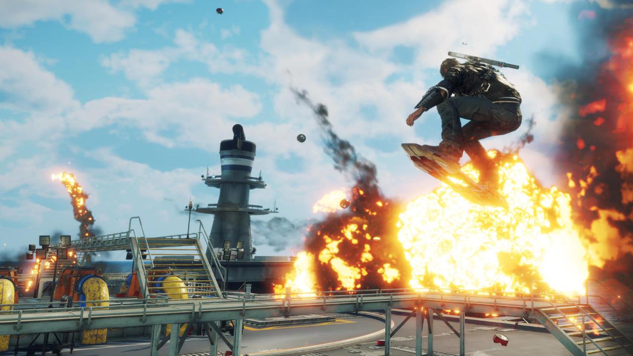 Just Cause 4: annunciato il nuovo DLC Danger Rising, rivelata la data di uscita