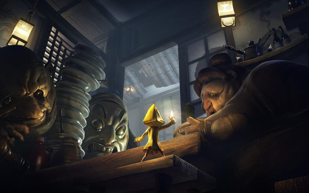 Little Nightmares 2 annunciato alla Gamescom 2019