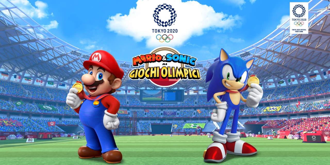 Mario & Sonic ai Giochi Olimpici di Tokyo 2020: rivelata la data di uscita con un nuovo video