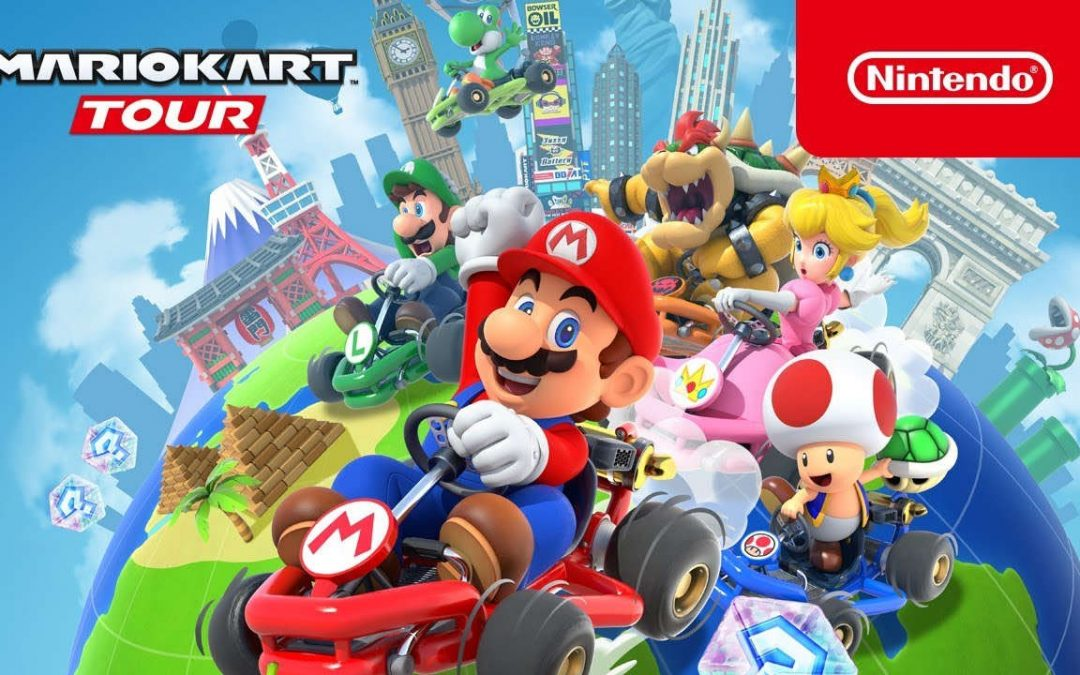 Mario Kart Tour: beta del multiplayer al via a dicembre, necessario il Gold Pass