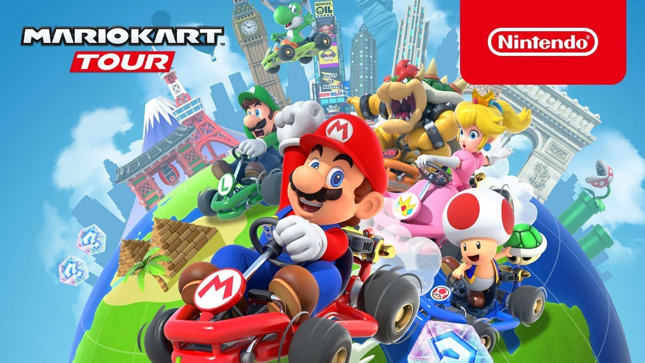 Mario Kart Tour è da oggi disponibile su Android e iOS