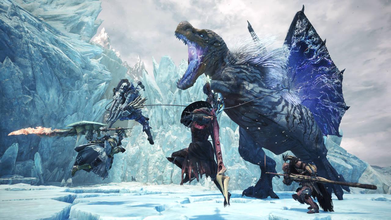 Monster Hunter World Iceborne supera le 7.2 milioni di copie vendute, trilogia di Ace Attorney a quota 1 milione: nuovi numeri da Capcom sui giochi più venduti