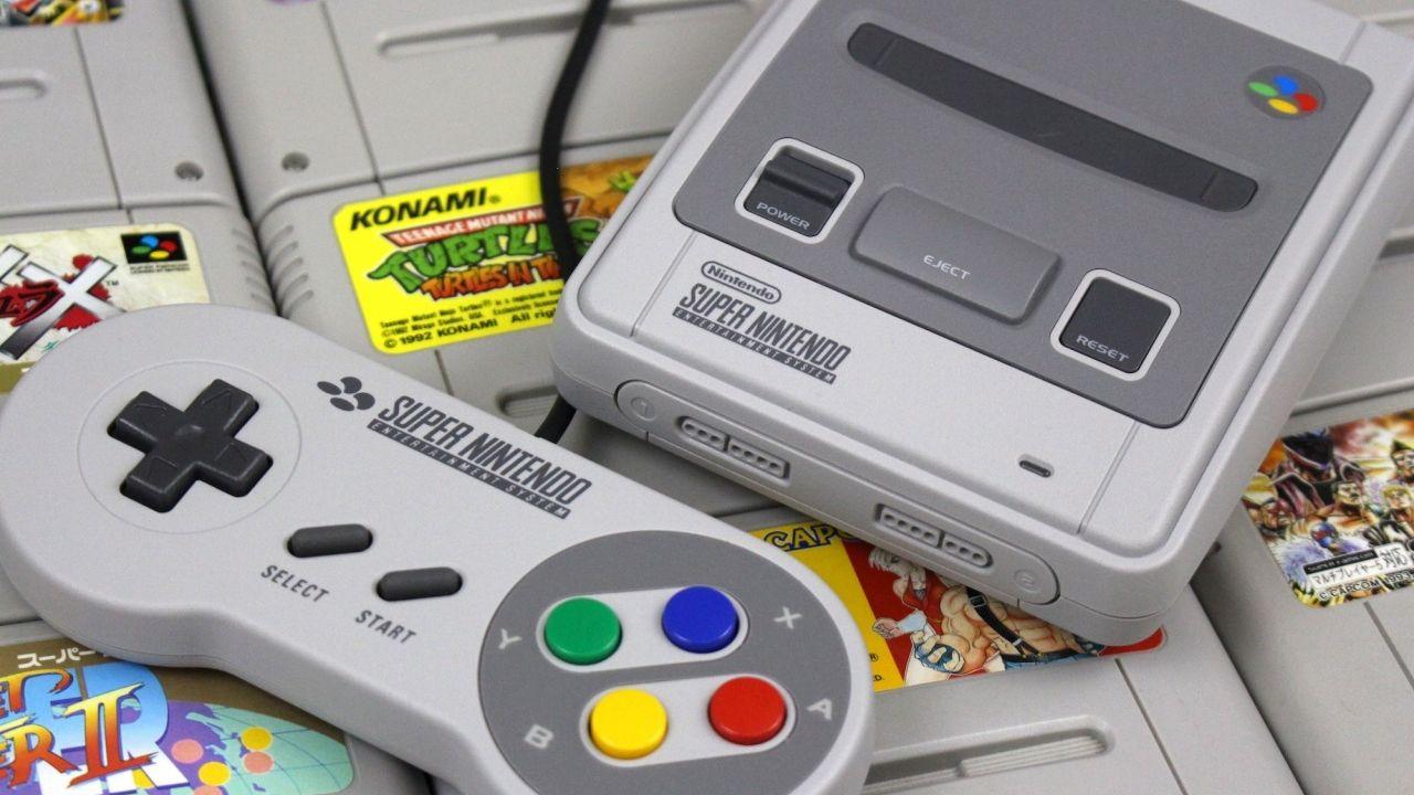 Nintendo Switch: scoperto un nuovo controller SNES, arrivano i giochi per Super Nintendo?