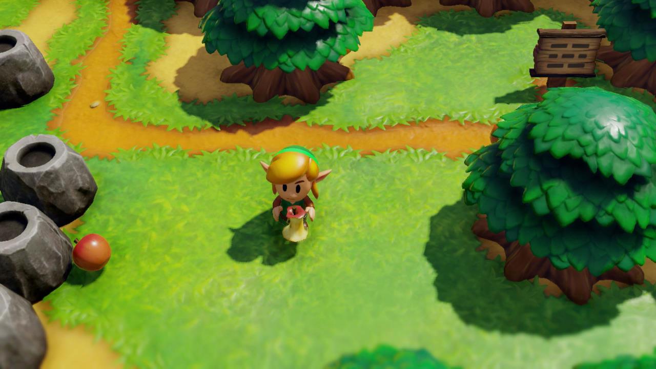 The Legend of Zelda: Link's Awakening supporta i salvataggi su cloud