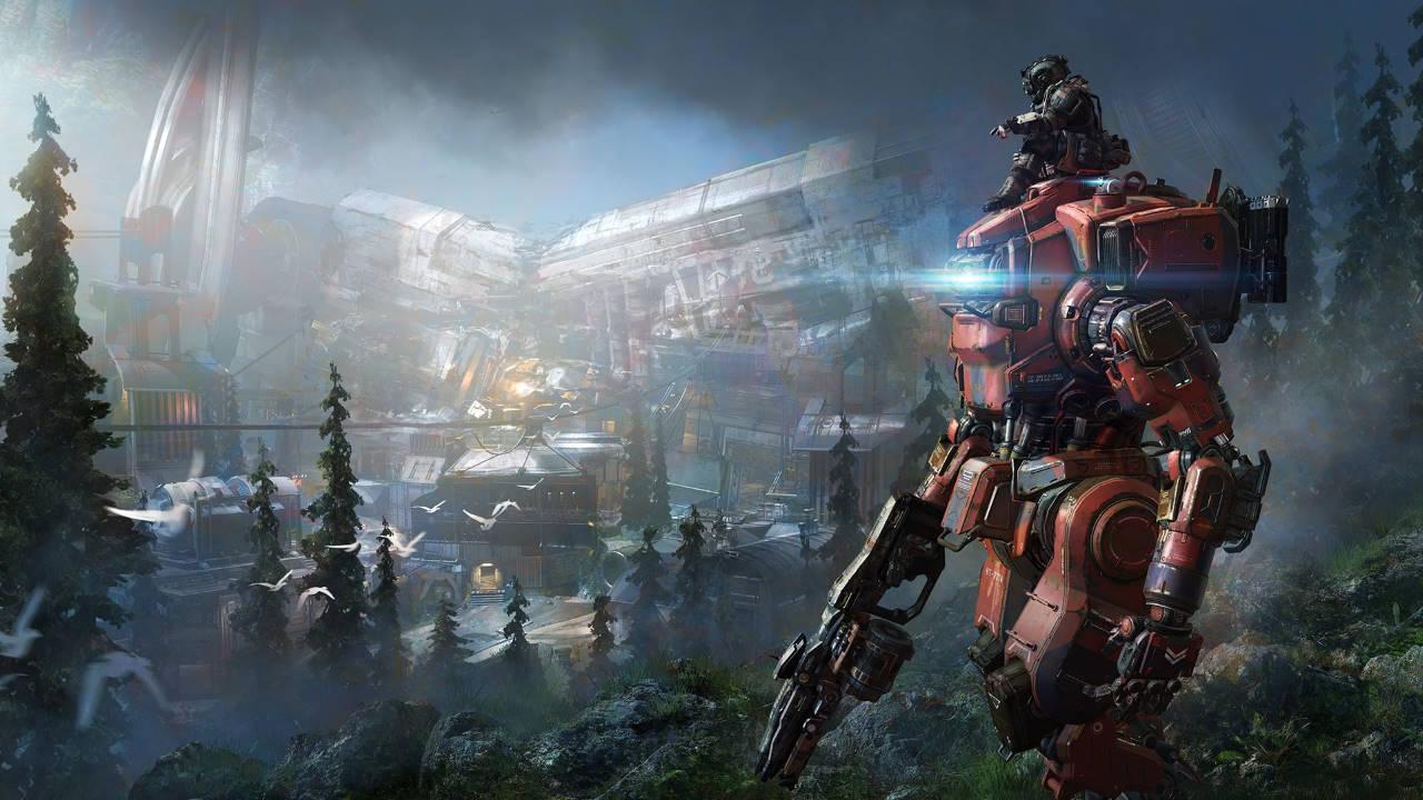 Titanfall 2 su Steam è più popolare di tutti i giochi di Battlefield messi assieme