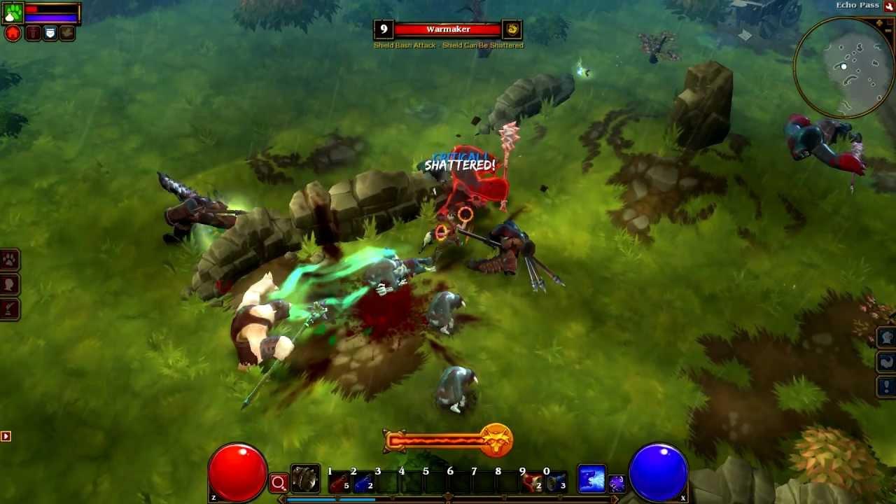 Giochi gratis PC nuovi, Epic Games Store regala Torchlight 2