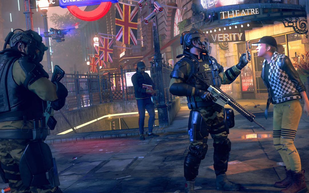 Watch Dogs Legion: ecco mezz'ora di gameplay in un video di una demo