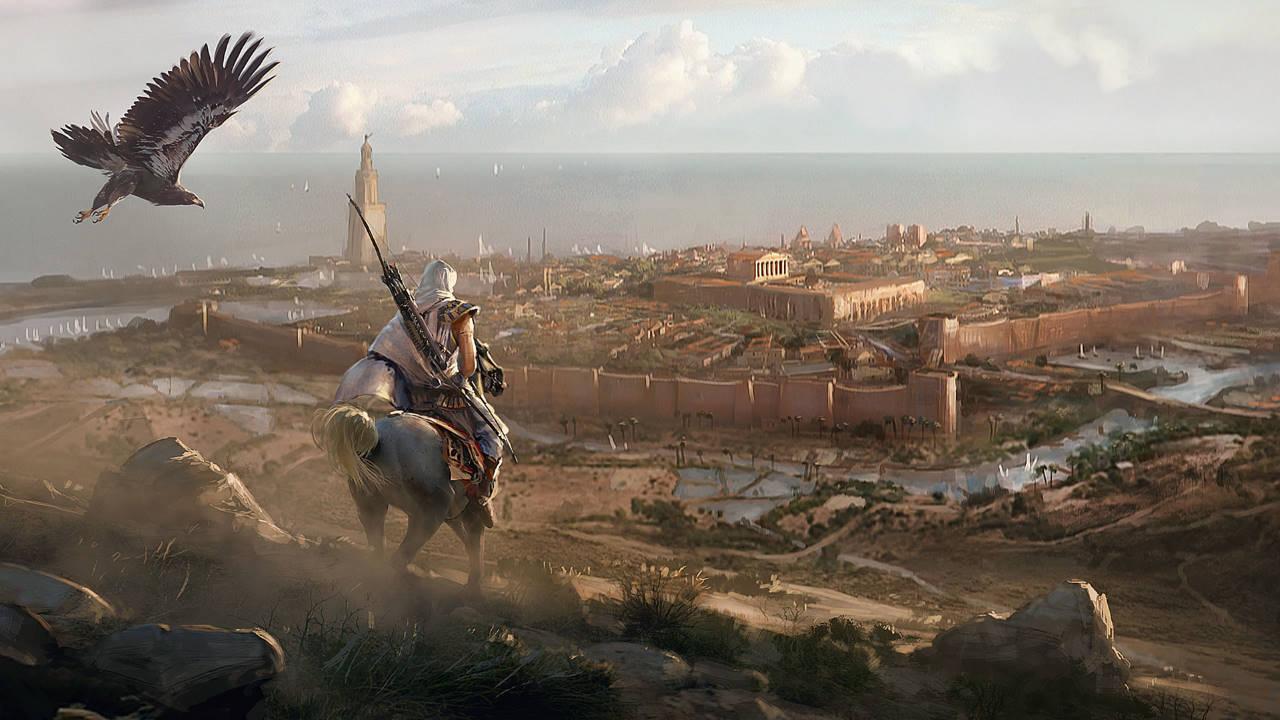 Assassin's Creed Origins è gratis questo weekend su PC