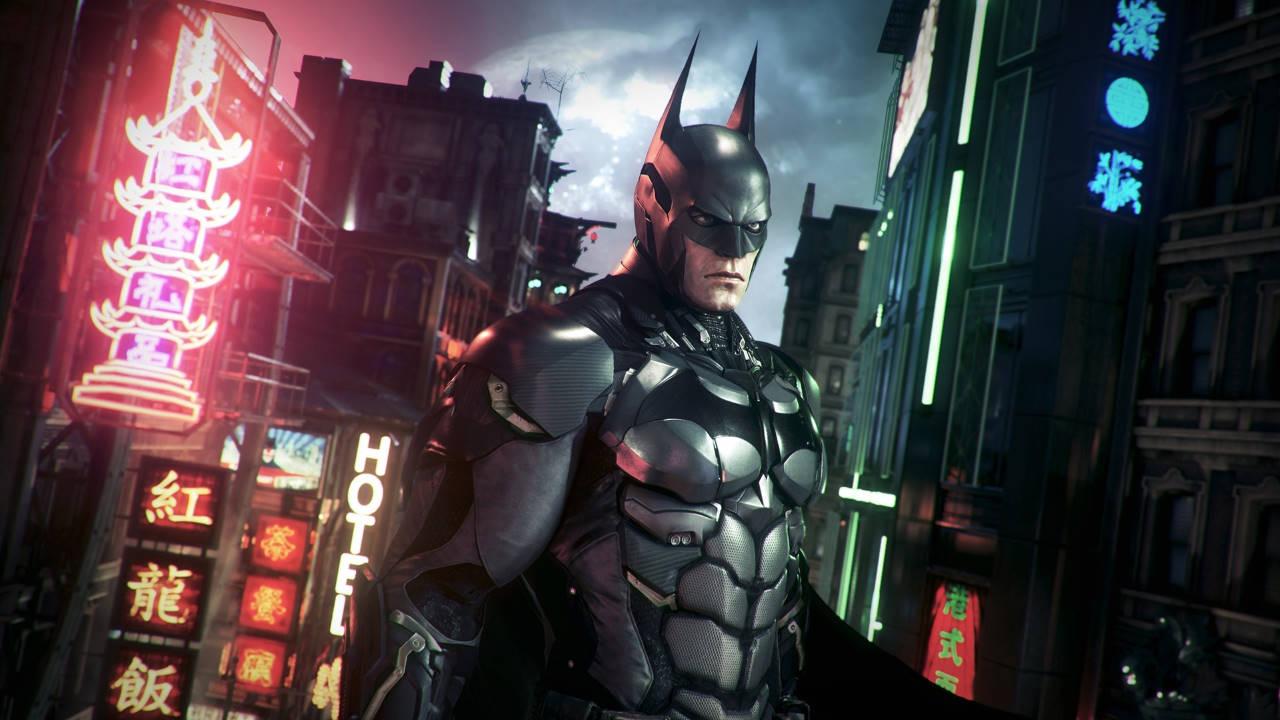Batman: Arkham Knight sull'Epic Games Store non ha Denuvo
